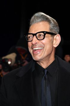Jeff Goldblum attends the Opening Ceremony & 'Isle of Dogs' premiere during the 68th Berlinale International Film Festival Berlin at Berlinale Palace on February 15, 2018 in Berlin, Germany.