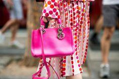 New York September 2016 | Dior Tote