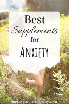 Best Supplements and Remedies for Anxiety (A Helpful Guide for Anxiety is on the rise, with over 40 million Americans suffering from this mental disease! There are many natural supplements that can help if you experience anxiety in your life, and the Supplements For Anxiety, Best Supplements, Natural Supplements, Nutritional Supplements, Vitamine B12, How To Handle Stress, Stress Symptoms, Stress Relief Tips, Anxiety Remedies