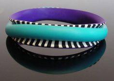 Bangle tutorial - #polymer #clay #tutorial