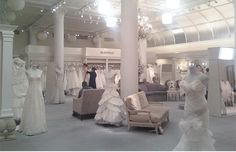 Kleinfeld Bridal - a must-do experience for any bride.