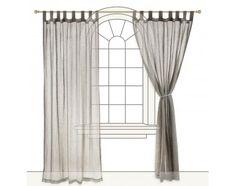 http://www.urbanara.co.uk/2730/grey-linen-curtain-cotopaxi.htm £35