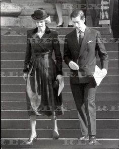 The Prince And Princess Of Wales Together 6th March 1985 at St Paul's Cathedral attending A Service Marking The Golden Jubilee Of King George's Jubil…