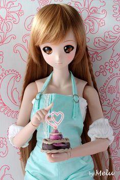 Smart Doll Mirai Suenaga by PROMelu Dolls