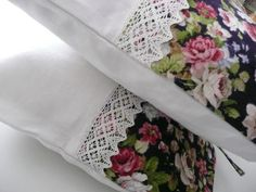 sweet pillow / linen textil