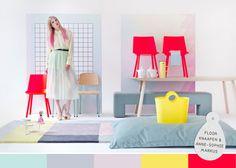 Colour Lover: fluo meets pastel (pugly pixel)