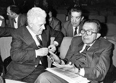 Salvo Lima e Giulio Andreotti. Anche di loro si parla su In Morte di Don Masino @imprimaturedito