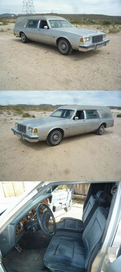 1990 Buick LeSabre Estate Wagon Hearse [daily driver] Black Canyon City, Front Doors With Windows, Buick Lesabre, New Tyres