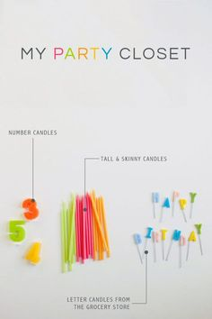 guide to party supplies