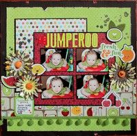 A Project by IleneTell from our Scrapbooking Gallery originally submitted 03/03/12 at 07:21 AM