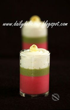 1000+ images about Verrines on Pinterest | Panna cotta, Gelee and ...