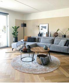 New Living Room, Home And Living, Living Room Decor, Happy New Home, Living Room Inspiration, Home Interior Design, Interior Modern, Living Room Designs, House Design