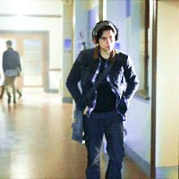 Does anyone know what kind of headphones are those?          Stay Whelmed — knightlley:   RIVERDALE: Jughead Jones in the...