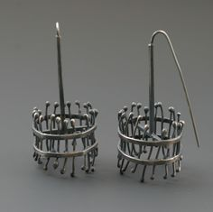 Fences Earrings