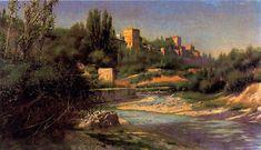 Emilio Sánchez Perrier (Sevilla, 1855 - Alhama de Granada, 1907