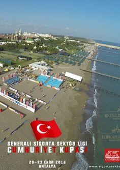 Türkiye sigorta sektörünün ilk ve tek ulusal futbol etkinliği 4. kez sizlerle.