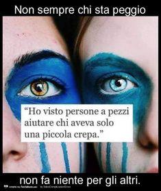Link del Post  Gay Tumblr, Tumblr Quotes, Tumblr Girls, Italian Phrases, Inspirational Phrases, Romantic Love, Osho, True Words, Sentences