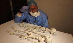 #Alieni: c'erano degli extraterrestri vivi nelle tombe a #Nazca? Secondo alcuni sì