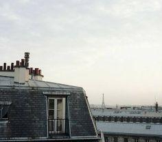 どの窓からもエッフェル塔が見えればいいのに!
