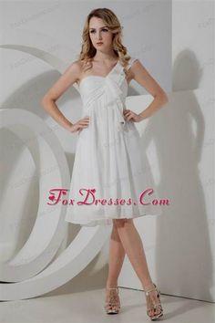 white lace dama dresses 2016 » DreaMyDress