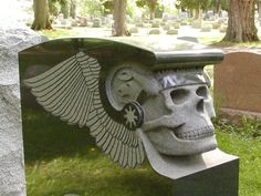 Hell's Angel Headstone | by GraveWalker