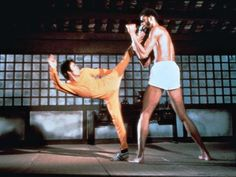 Bruce Lee Vs Kareem Abdul Jabbar in Game of Death