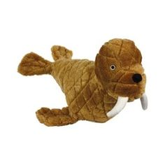Mighty Toy Arctic Walrus - Wally - Arctic (Dogs over 20Lbs) - VIP Products