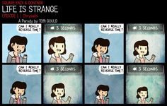 LIFE IS STRANGE   Loopy by TheGouldenWay on DeviantArt