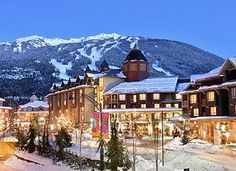 Whistler, BC - every year in february!