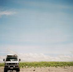 abegg adventures on film // dog days of summer Vw T, Volkswagen Bus, Vw Vanagon, Go Outside, Campervan, Van Life, Dog Days, Just Go, My Images