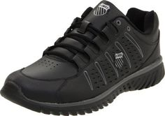 KSwiss Mens BladeLight 329 CrossTraining ShoeBlack Charcoal9 M US -- Read more reviews of the product by visiting the link on the image.