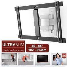 119.99 € ❤ #TV #HighTech - #ONEFORALL SV6650 #SupportTV mural orientable 40-84 ➡ https://ad.zanox.com/ppc/?28290640C84663587&ulp=[[http://www.cdiscount.com/high-tech/accessoires/one-for-all-sv6650-support-tv-mural-orientable-40/f-1062820-oneforsv6650.html?refer=zanoxpb&cid=affil&cm_mmc=zanoxpb-_-userid]]