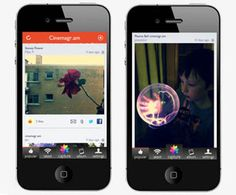 Cinemagram Makes Your Photos Move