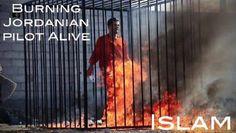 Breaking - Horrible Video Shows ISIS Burning Captured Jordanian Pilot Alive - Eagle Rising