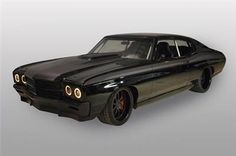 I WILL own a 1970 Chevrolet-Chevelle hopefully before I die..I LOVE this car