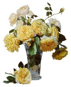 TUBES FLEURS (dans Vase )
