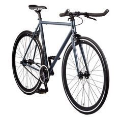 Large - Big Shot Kyoto Fixed Gear Single Speed Fixie Urban Road Bike - World of Cycling - The Internet Bicycle Store