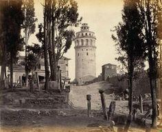 Galata Kulesi 1880