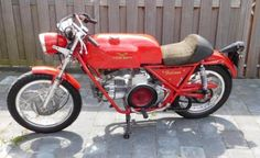 Moto Guzzi Falcone caferacer
