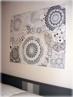 Gather grandma's doilies because here are 15 cool ways to repurpose them