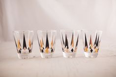 black and gold glassware | 44 00 quantity add to wishlist out of stock join the waitlist to be ...