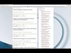 """Video Portada: 13/06/16 Blog """"La Caracola"""" - Diario de Información del Mar - APROCEAN - YouTube"""