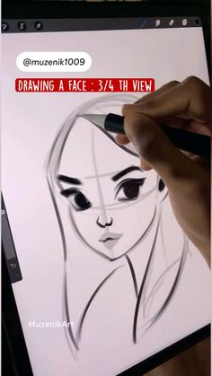 Digital Painting Tutorials, Digital Art Tutorial, Art Tutorials, Art Drawings Sketches Simple, Cute Drawings, Drawing Techniques, Drawing Tips, Digital Art Beginner, Ipad Art