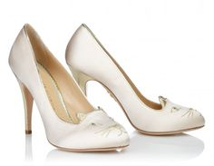 Charlotte Olympia Kitty 110 £620. Everyone!!!!!!!! this are my wedding shoes!!!