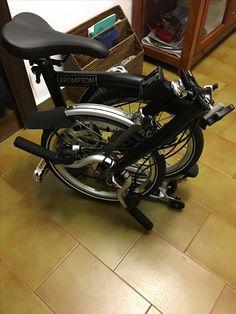 La nuova bicicletta di Maria Rosa