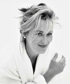 Brigitte Lacombe, Meryl Streep on ArtStack #brigitte-lacombe #art