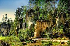 Błedne Rocks - Poland