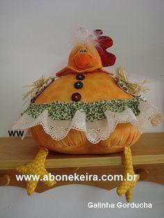 Galinha Gorducha../ A Bonekeira \..