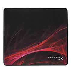 HyperX FURY S Pro Gaming Mouse Pad has seamlessly stitched anti-fray edges to give you a flat and uniform surface. The densely woven fabric pad provides a surface that feels smooth to the touch and is optimised for your preference. Kingston, Intense Games, Red Images, Argos, Cool Things To Buy, How To Look Better, Surface, Woven Fabric, Hold Fast
