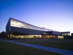 Beacom School of Business, USD by Charles Rose Architects , via Behance